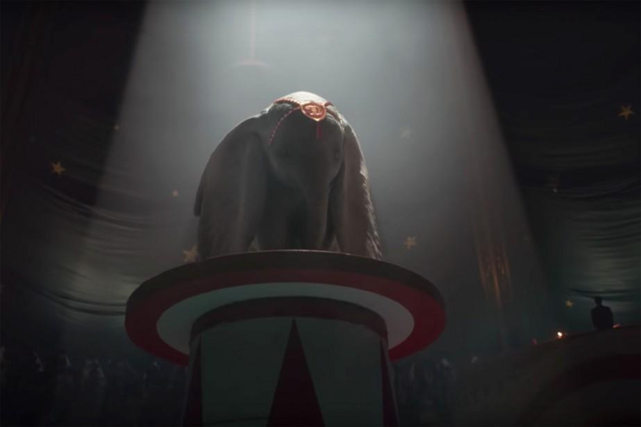 Disney a publié la première bande-annonce de la reprise du... (Capture d'écran)