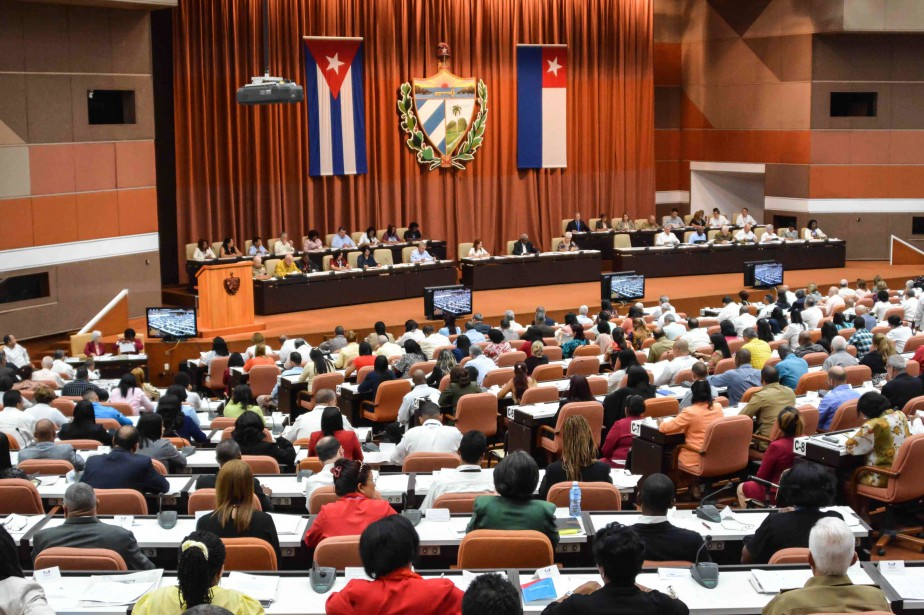 L'Assemblée nationale cubaine a nommé le 9 juin... (Photo Agence France-Presse)