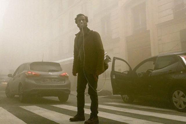 Romain Duris dans Dans la brume. Ce film... (Photo fournie par les Films Séville)