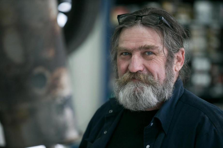 Pierre Gagnon,58 ans, Saint-Pierre-les-Becquets... (PHOTO FRANÇOIS ROY, LA PRESSE)
