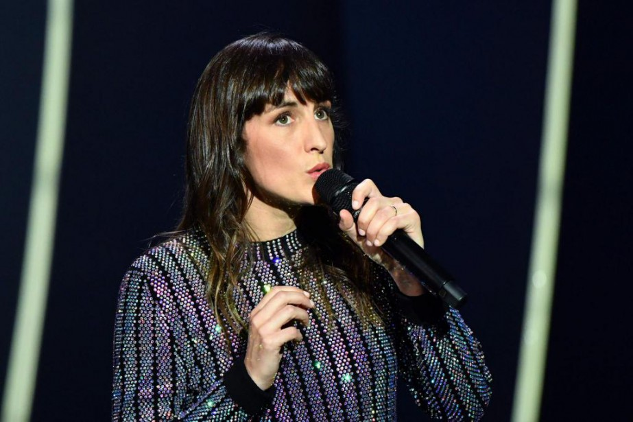 La chanteuse Juliette Armanet au plus récent Festival... (photo Alberto PIZZOLI, agence france-presse)