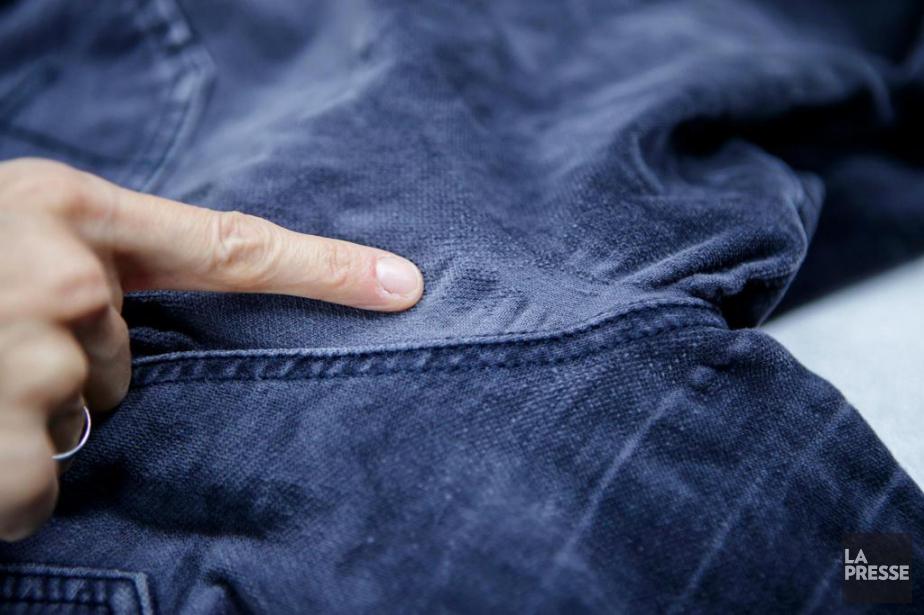 Selon les spécialistes du textile que nous avons... (Photo Alain Roberge, La Presse)