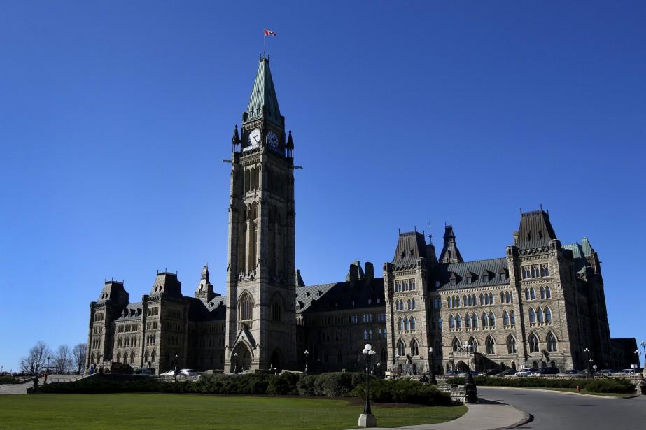 Les autorités fédérales ont entrepris d'importantes rénovations aux... (Photo Patrick Doyle, archives Bloomberg)