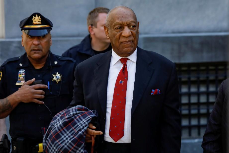Si Bill Cosby a été condamné pour une... (PHOTO Brendan McDermid, ARCHIVES REUTERS)