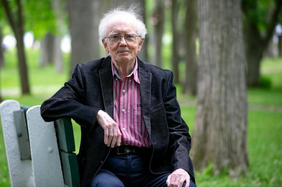 Jean P. Vézina, ancien PDG de la Société... (Photo David Boily, La Presse)