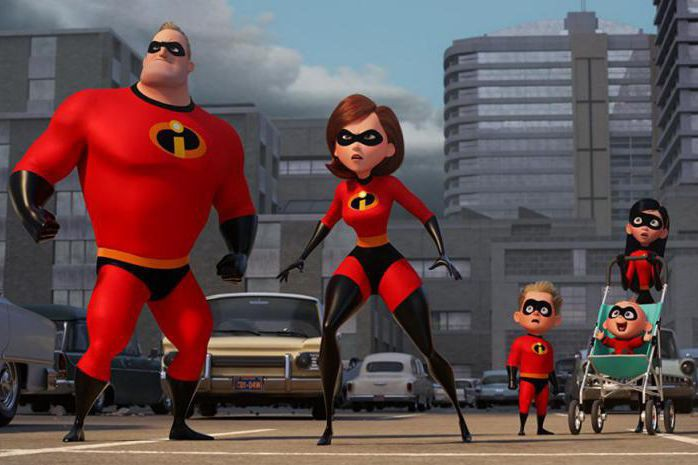 Incredibles 2... (Image fournie par Pixar/Disney)