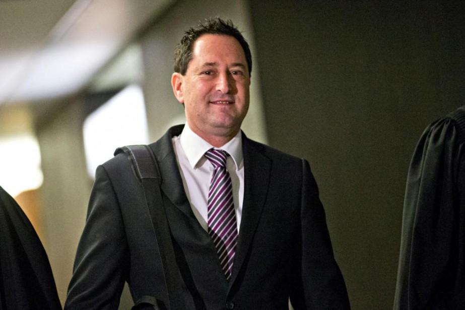 Michael Applebauma été déclaré coupable de fraude envers... (Photo Patrick Sanfaçon, Archives La Presse)
