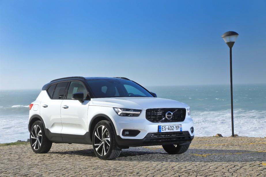 Essai Volvo Xc40 >> Banc D Essai Volvo Xc40 2019 Un Vus Qui A Garde L Esprit