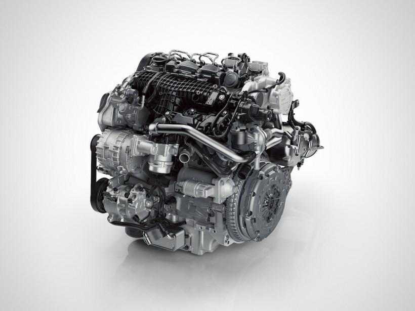 Le XC40 est mu par un quatre-cylindres de 2 L suralimenté par turbocompresseur. Il est assez bruyant à haut régime. | 15 juin 2018