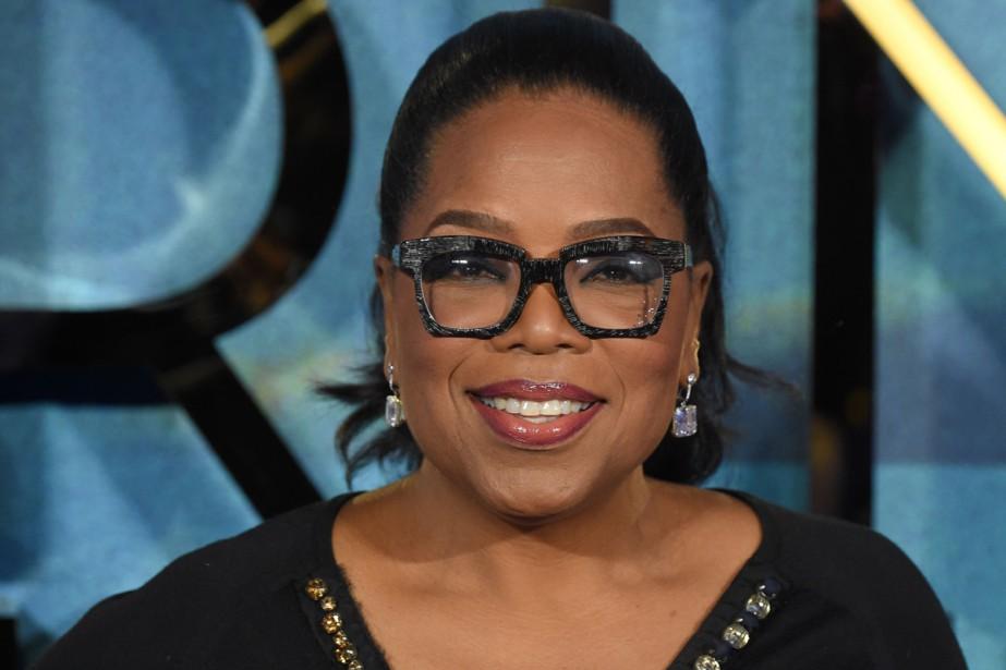 Oprah Winfrey va produire des contenus pour Apple,... (Photo archives AFP)