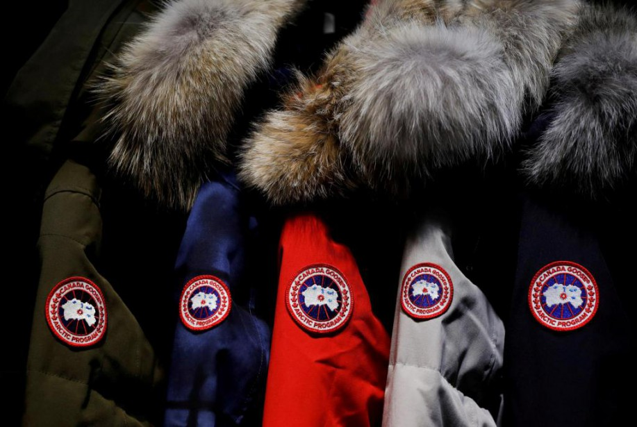 Le manufacturier de manteaux chauds Canada Goose s'installera... (Photo Mark Blinch, archives REUTERS)