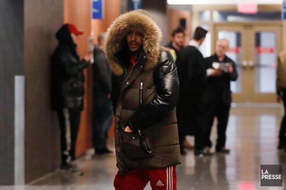 Le rappeur montréalais Enima, de son vrai nom... (PHOTOMARTINCHAMBERLAND, ARCHIVES LA PRESSE)