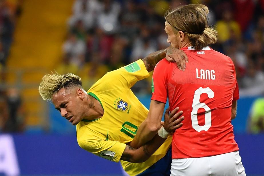Neymar ne s'en cache pas:il a l'intention de... (PHOTO AFP)