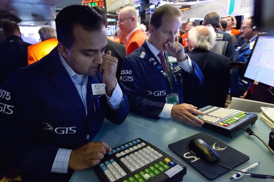«Les inquiétudes liées au commerce ont guidé l'action»... (Photo Associated Press)