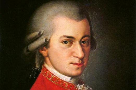 Mozart... (Image fournie par la Fondation Arte Musica)