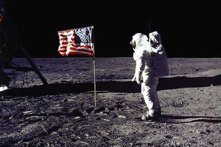 Donald Trump a ordonné à la NASA, en... (ARCHIVES AFP)