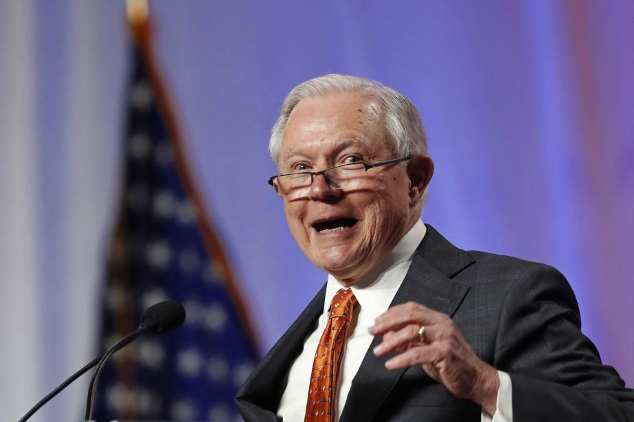 Jeff Sessions... (Photo Gerald Herbert, Associated Press)