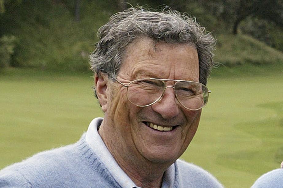 Peter Thomsonest le premier Australien a avoir mis... (PHOTO Mark Baker, ARCHIVES AP)