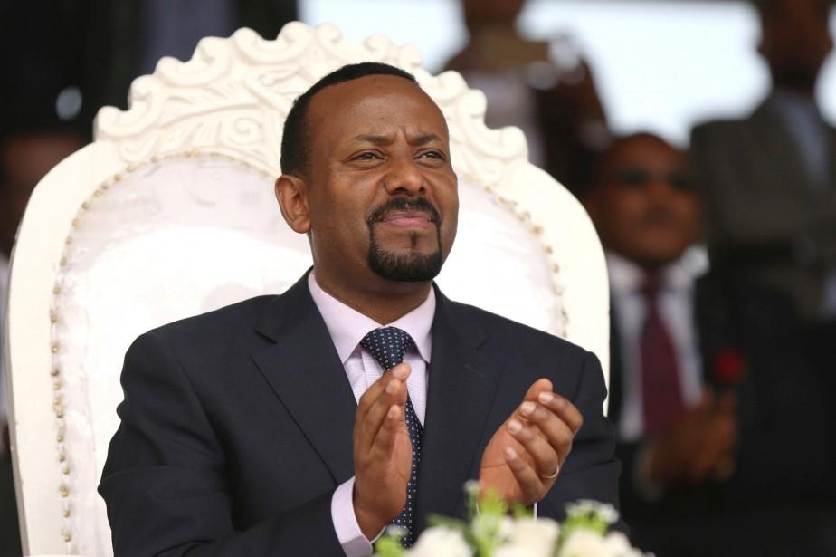 Le nouveau Premier ministre éthiopien Abiy Ahmed aurait... (PHOTO TIKSA NEGERI, ARCHIVES REUTERS)