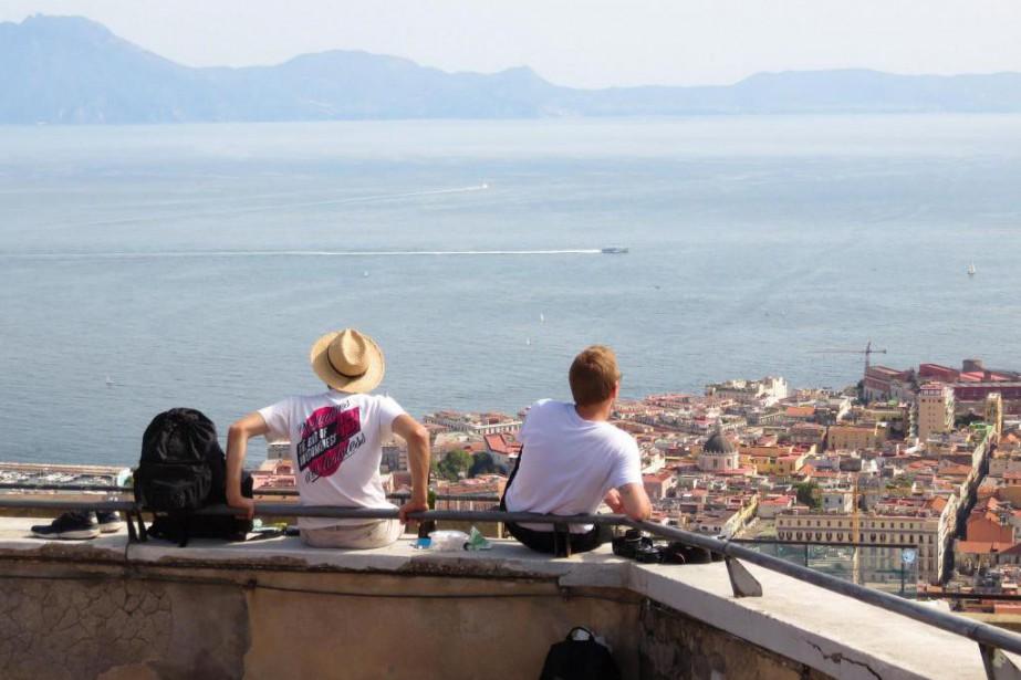 Naples... (Photo Archives La Presse)