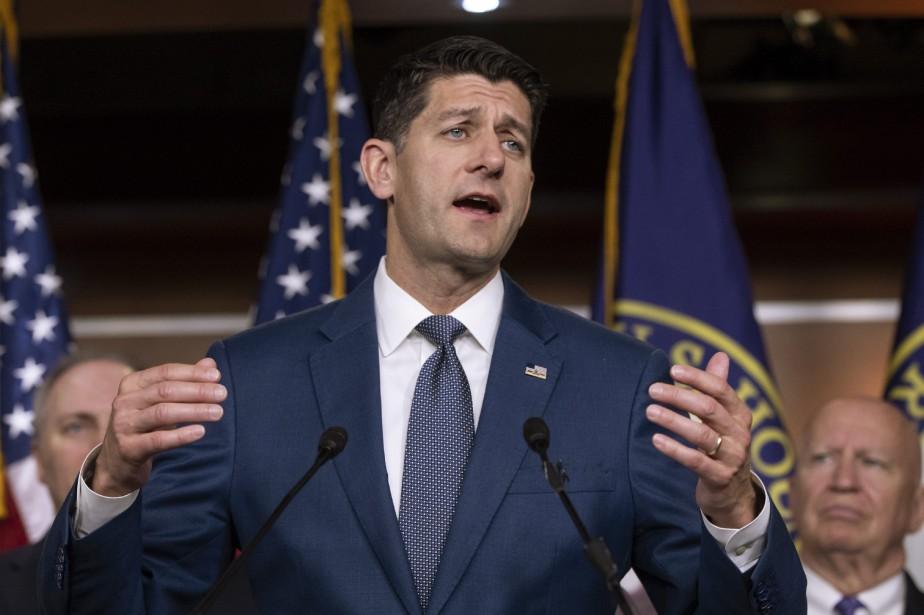 Le chef des républicains à la Chambre des... (Photo J. Scott Applewhite, Associated Press)