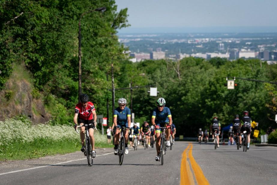 Le Tour et la Marche du Courage Procure... (Photo fournie par Procure)