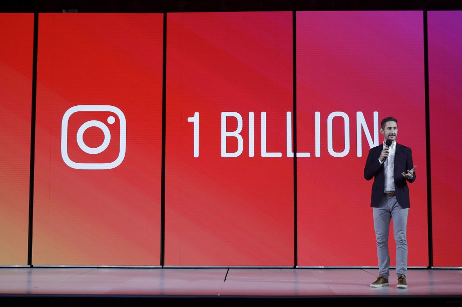 L'annonce a été faite par Kevin Systrom, le... (Photo Jeff Chiu, Associated Press)