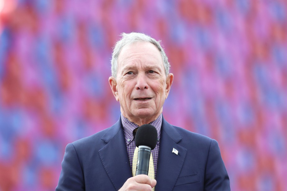Michael Bloomberg... (Photo Simon Dawson, REUTERS)