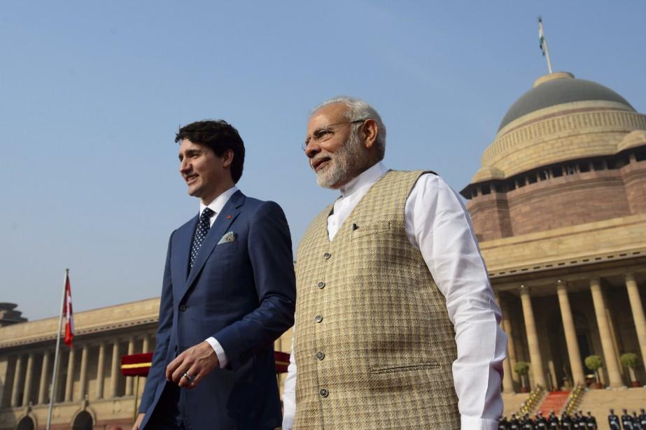La facture pour le controversé voyage que le premier ministre