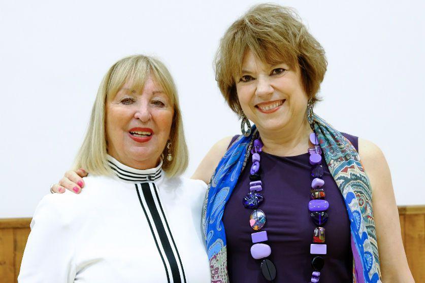 Lisette Jean et Hélène David... (Caroline Bergeron)