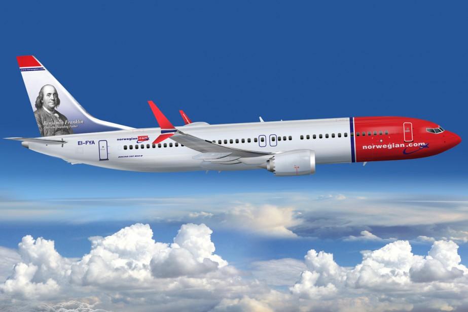 La compagnieNorwegian Air proposera des vols à partir... (Photo fournie par Norwegian Air)
