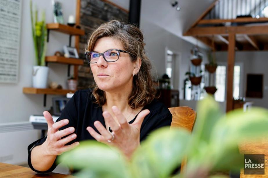 Geneviève Martineau, 43 ans, Mascouche... (PHOTO ALAIN ROBERGE, LA PRESSE)