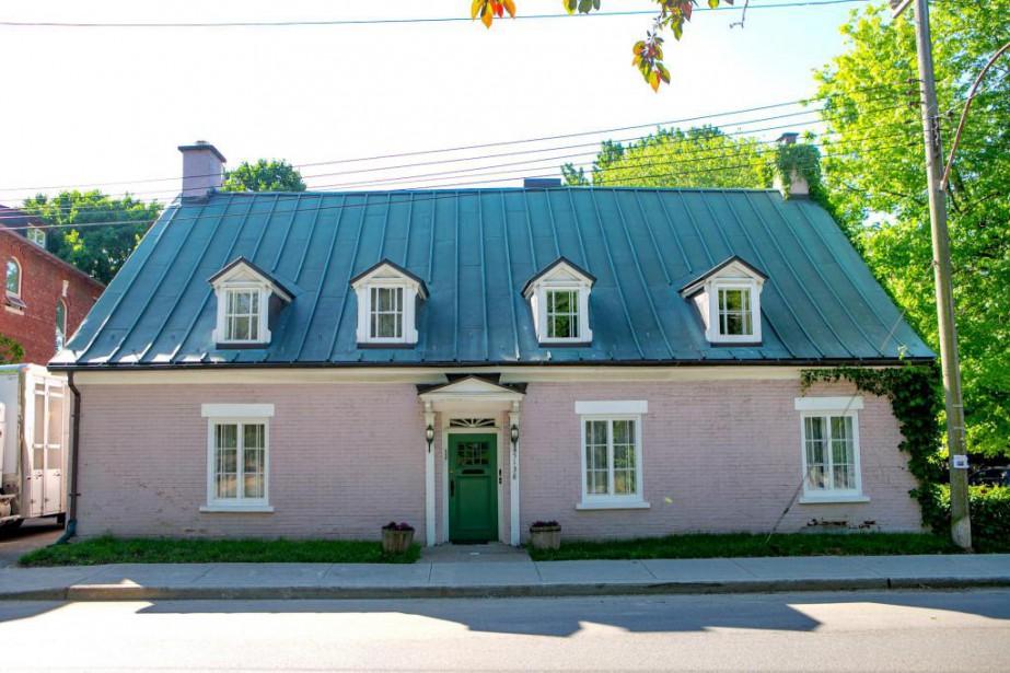 La maison rose, comme elle est affectueusement appelée,... (Photo David Boily, La Presse)