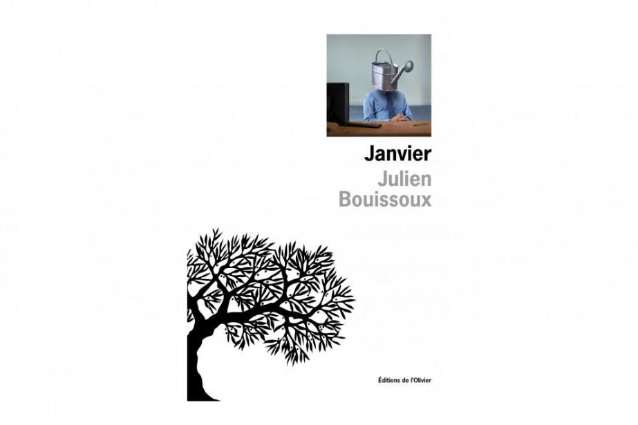 Janvier... (Image fournie par les Éditions de l'Olivier)