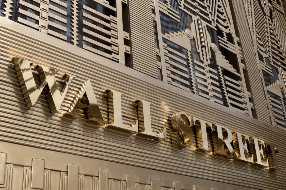 La Bourse de New York a terminé nettement... (Photo Mark Lennihan, archives AP)