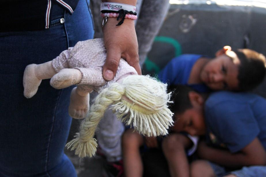 Selon les chiffres des autorités américaines, entre mars... (Photo HERIKA MARTINEZ, Agence France-Presse)