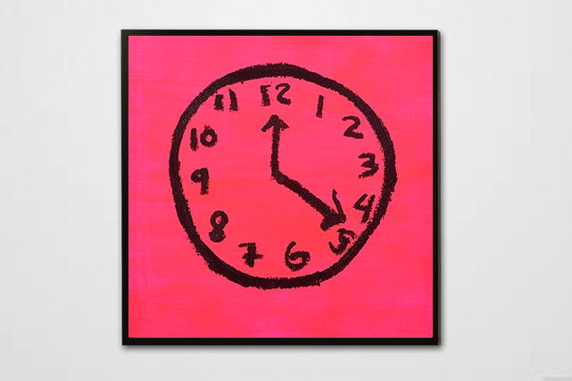 Clock (Photo : Daniel Roussel)
