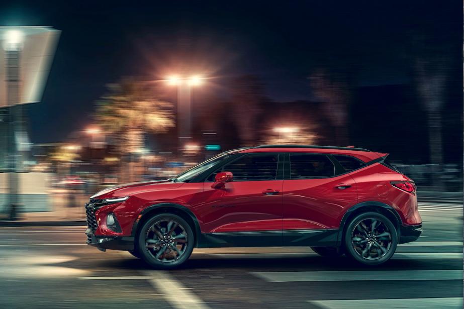Le Chevrolet Blazer sera assemblé au Mexique. Il sera dans... | 2018-06-22 00:00:00.000