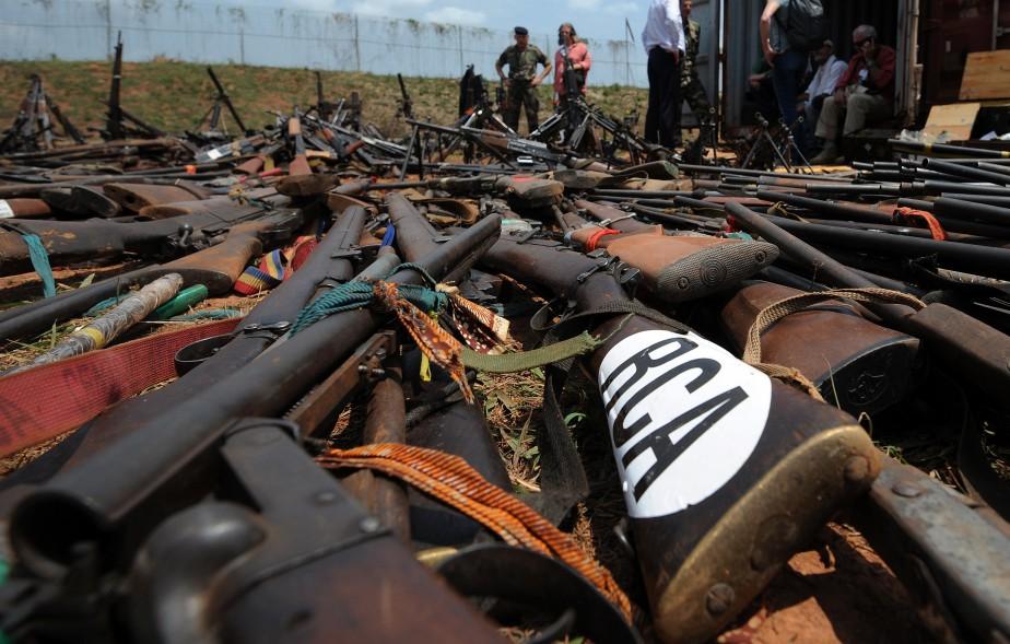 Ces affrontements opposent des membres du Front populaire... (PHOTO SIA KAMBOU, ARCHIVES AGENCE FRANCE-PRESSE)