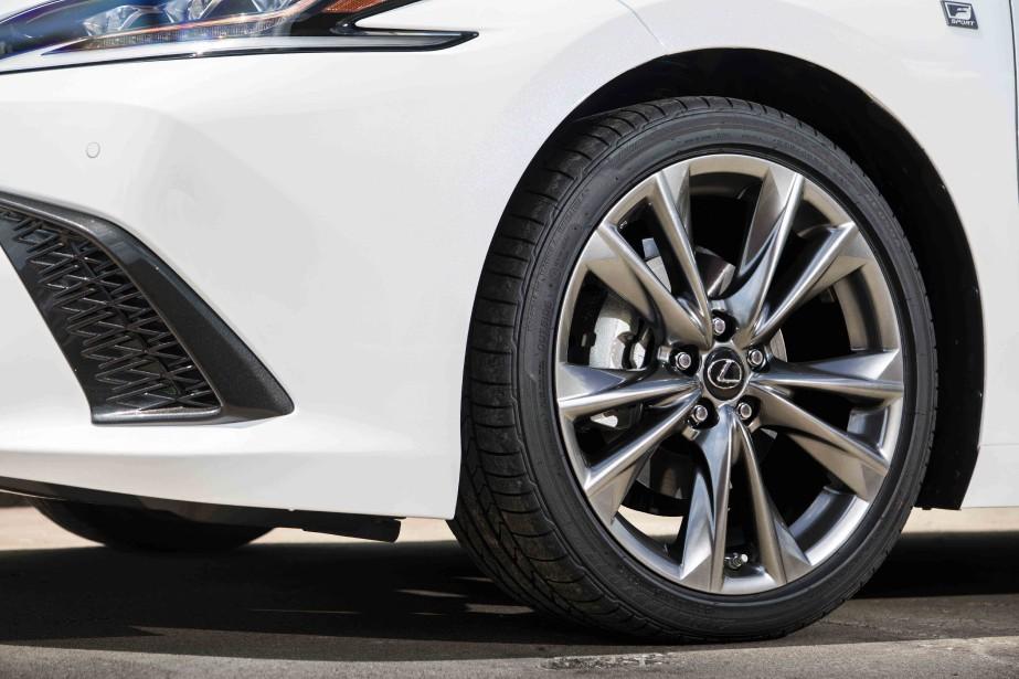 Lexus ES Crdit: Lexus | 22 juin 2018