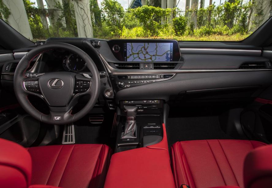 Lexus ES | 22 juin 2018
