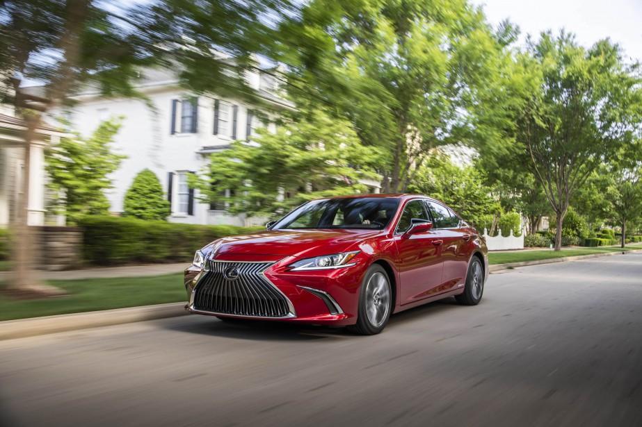 Lexus ES 300h | 22 juin 2018