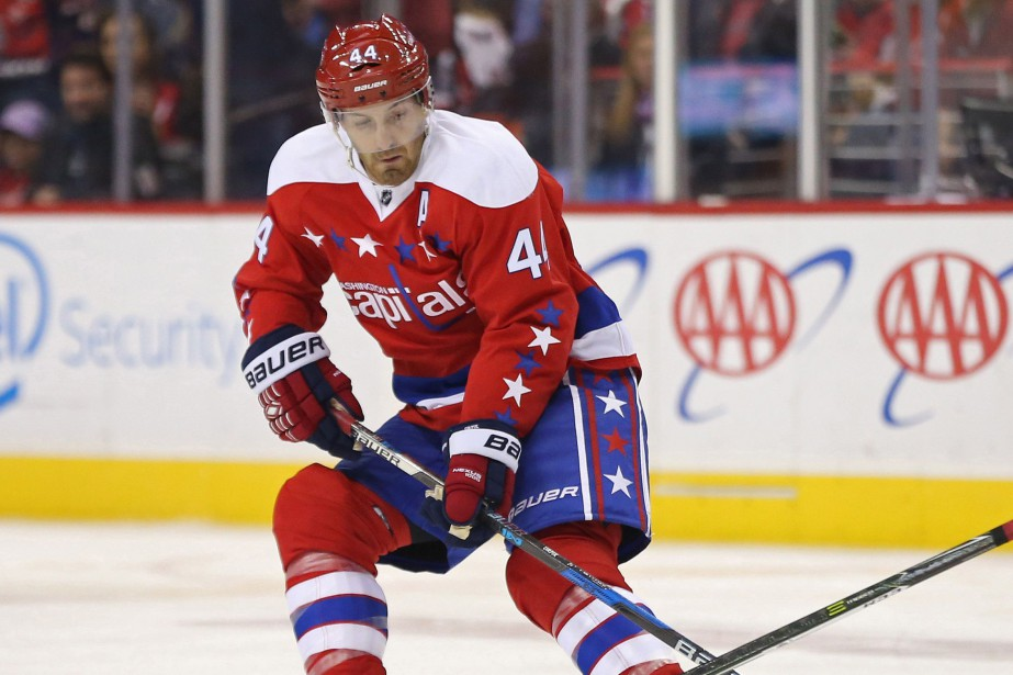 Brooks Orpik... (PHOTO ARCHIVES USA Today Sports)