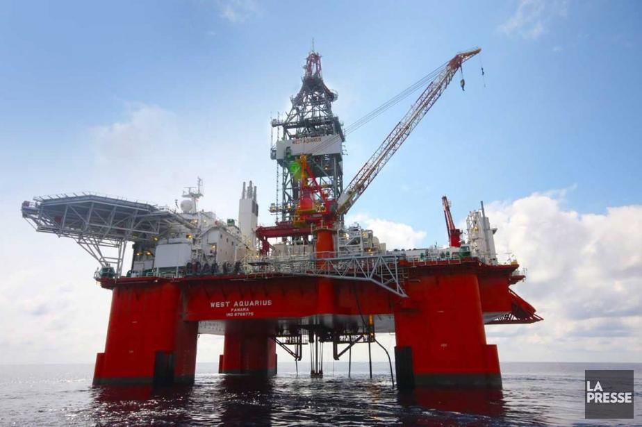 BP Canada a confirmé un déversement de fluides de forage