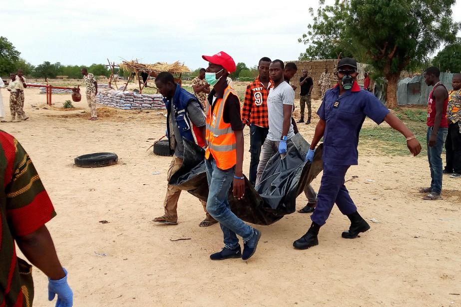 Au moins 86 personnes ont été tuées dans une attaque présumée d'éleveurs... (AFP)