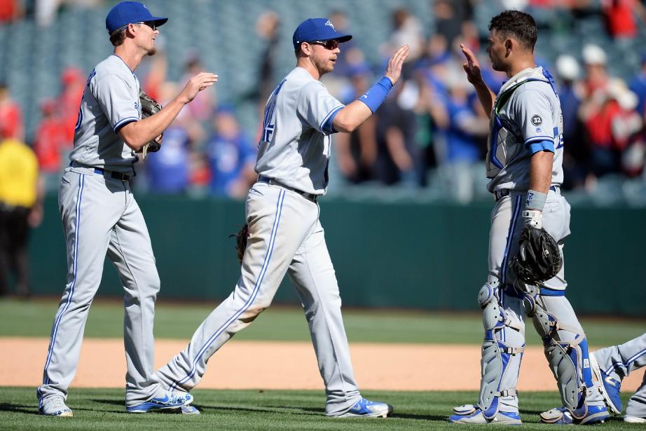 Les Blue Jays vont rendre visite aux Astros... (USA TODAY Sports)