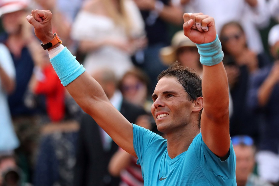 Rafael Nadal... (Photo Pascal Rossignol, archives REUTERS)
