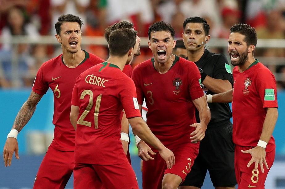 Le Portugal, champion d'Europe en titre, défiera l'Uruguay... (REUTERS)
