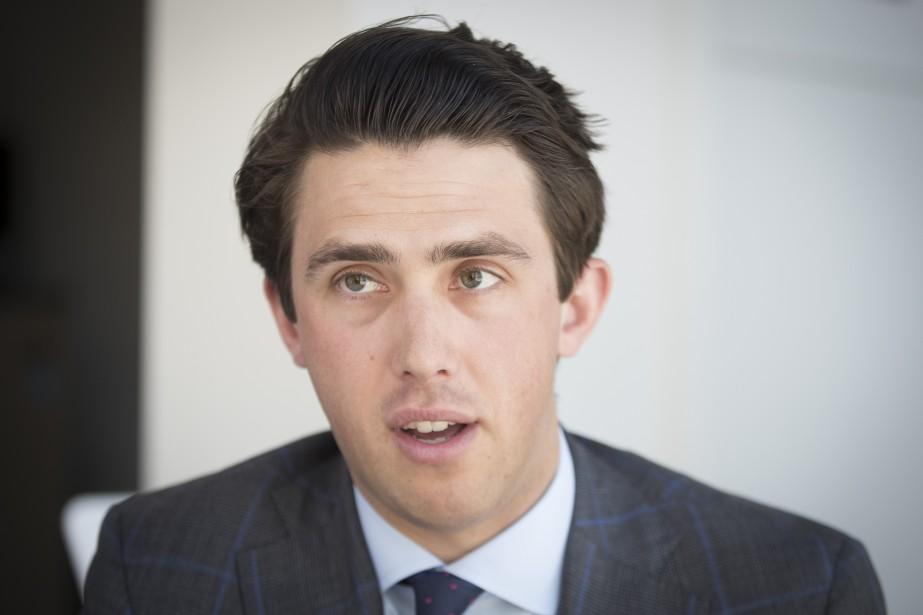 Norman John Hebert, 31 ans, petit-fils du fondateur de Park Avenue, a piloté le projet.   26 juin 2018