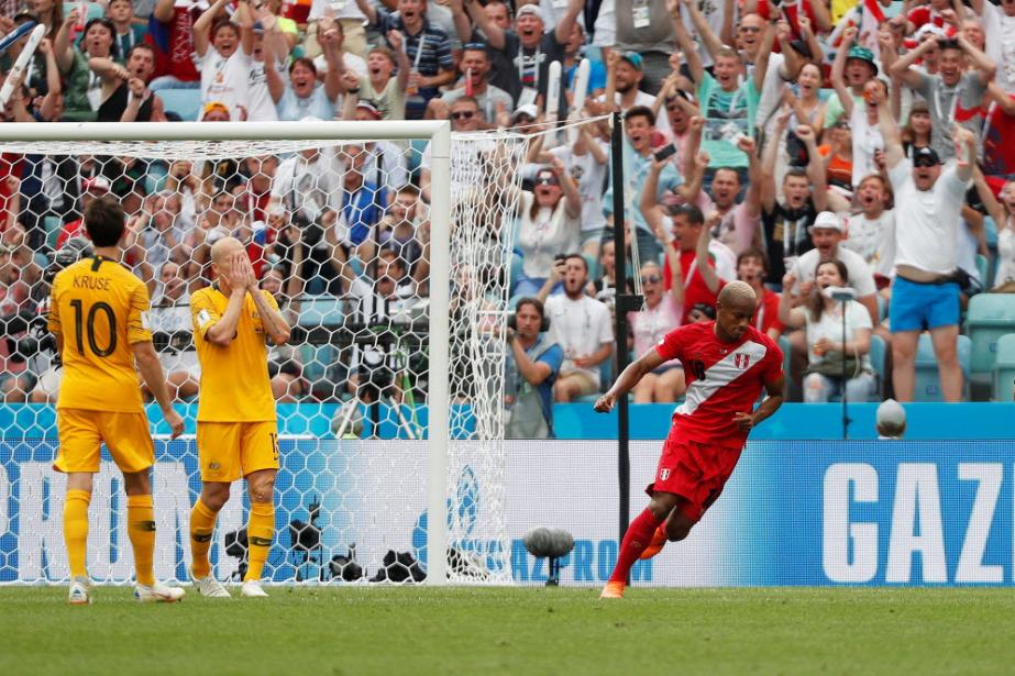 André Carillo (à droite) a marqué le premier... (Photo Max Rossi, Reuters)